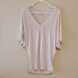 Aritzia Wilfred dusty pink top size xxs